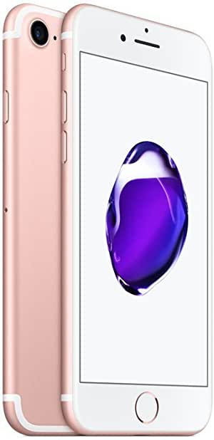 Apple iPhone 7 32GB - Oro Rosa - Desbloqueado (Reacondicionado): Amazon.es: Electrónica