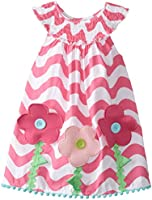 Mud Pie Little Girls' Forest Friends Dress