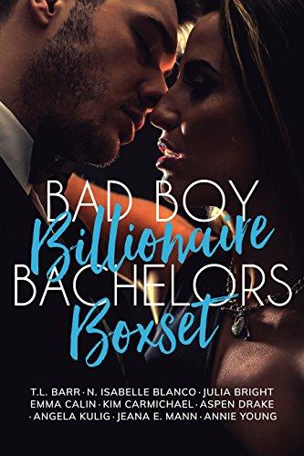 Bad Boy Billionaire Boxset: A Billionaire Romance Collection
