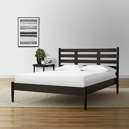 Lixing 10 Inch Plush Memory Foam Mattress Twin Size Washable Mattress by Lixing