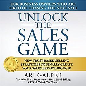 Unlock the Sales Game Audiobook