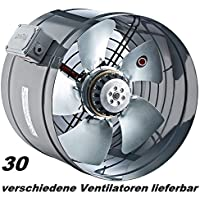 BORAX 200 Industrial Canal Axial Axiales Ventilador Ventilación