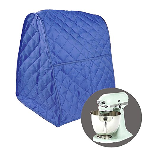Stand Mixer Cover Dust-proof with Organizer Bag Universal Fit for All the Kitchenaid Mixer (Fit All Kitchenaid Stand Mixers)