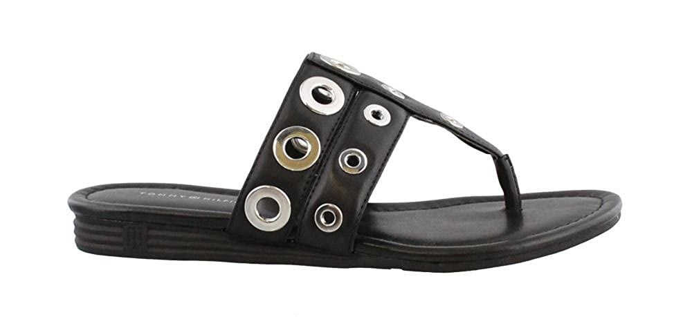 69ab05b209 Amazon.com | Tommy Hilfiger Women's, Hariet Thong Sandals | Flip-Flops