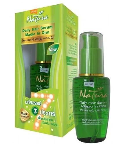 Sérum para el pelo con aceite de macadamoa