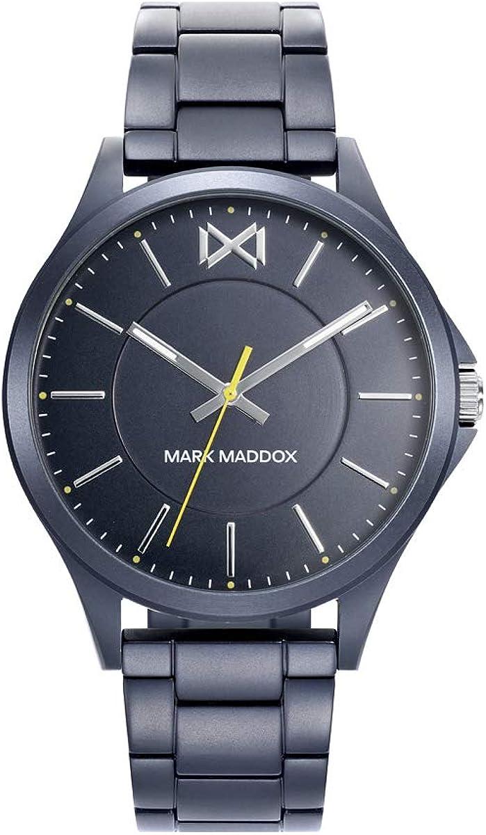 MARK MADDOX - Reloj Aluminio Azul Brazalete Sra Mm - HM7128-37
