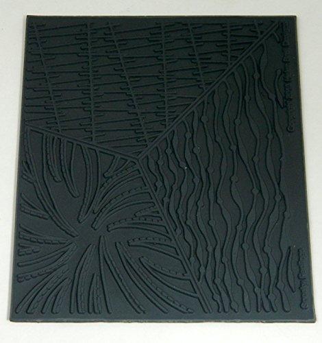 Sneaky Feelings Texture Stamp by Helen Briel