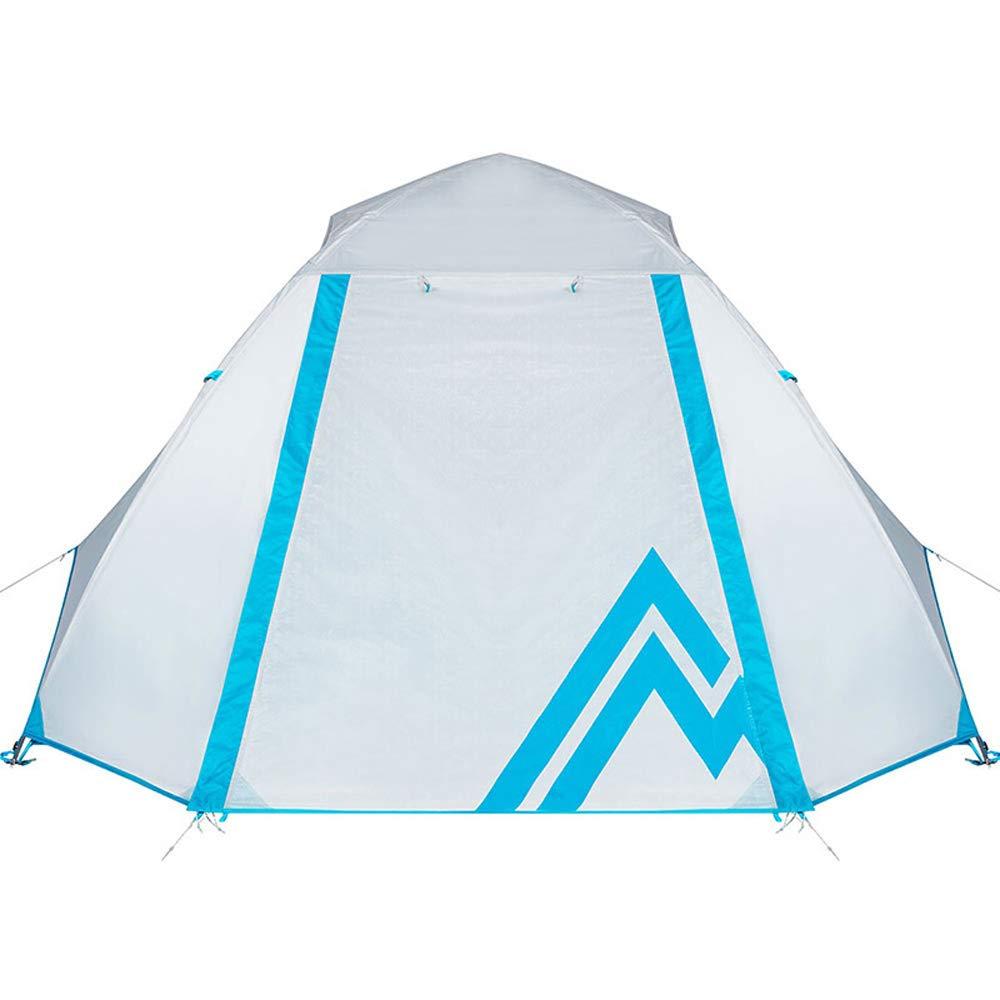 YONGMEI Zelt - Outdoor Gear Mountaineering Camping Windproof und Regensturm Doppel 3 Personen Zelt Sport im Freien