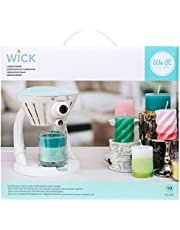 "We R Memory Keepers 660651 The Wick Candle Maker, 12"" x 12"", Multicolor 19 Piece"