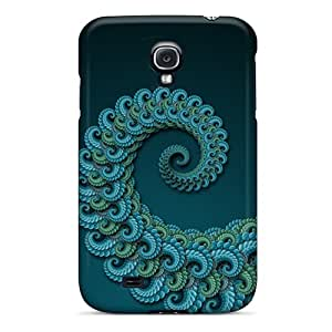 Case Cover Beatiful Abstract/ Fashionable Case For Galaxy S4