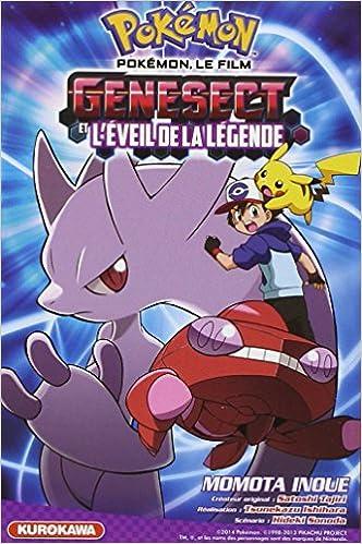 pokemon le film genesect leveil de la legende