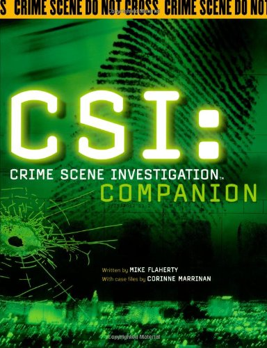 CSI: Crime Scene Investigation Companion: Mike Flaherty ...