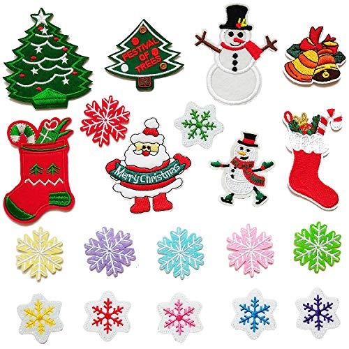Czorange 20 Pieces Christmas