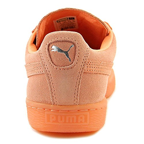 Ankle Suede Puma Mono Fashion flower Puma Women's Silver Suede High Sneaker Desert Reflected Classic wBx0XpB