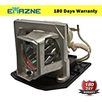 Emazne BL-FP180E Projector Replacement Compatible Lamp With Housing For Optoma ES523ST Optoma ES533ST Optoma EW533ST EX540 EX540i EX542 EX542i TX540 TX542 TX542-3D Optoma GameTime GT360 GT700 GT720