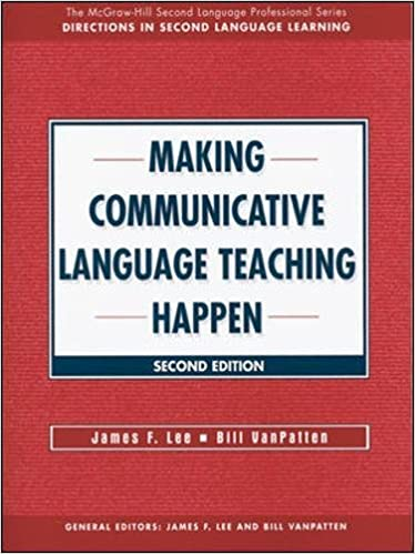 Communicative Language Teaching Ebook