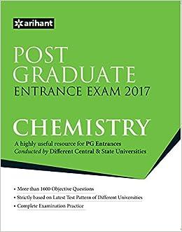 du msc chemistry entrance exam question papers