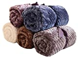 Thicken Warm Pet Flano Fleece Blankets for Cats Dogs Animals