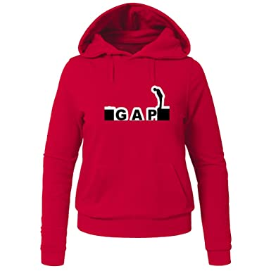 284e56cd35bb Mind The Gap For Ladies Womens Hoodies Sweatshirts Pullover Outlet   Amazon.co.uk  Clothing