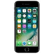 Apple iPhone 7 32GB Jet Black (Renewed)