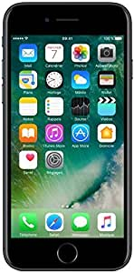 Apple iPhone 7 128GB Negro (Reacondicionado)