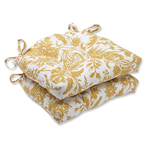 Pillow Perfect Ananya Yellow Reversible
