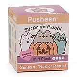 """GUND Pusheen Surprise Series #4 Halloween Stuffed Animal Cat Plush, 2.75"""""""