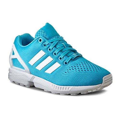 adidas ZX Flux Em, Sneaker Uomo Scarpette A Strappo Voltaic 3 Velcro Fade - Bambini