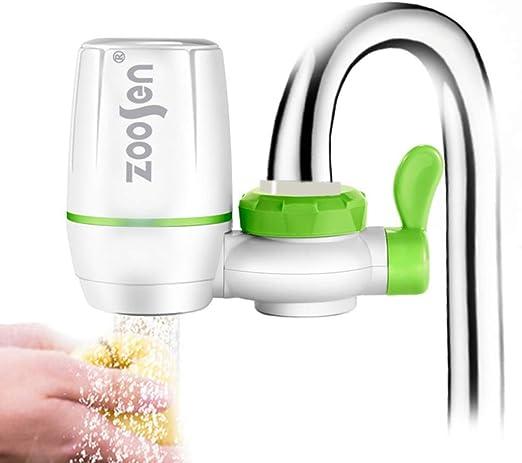 FEIDA Grifo purificador de Agua para Grifo de Cocina, Lavable, de ...