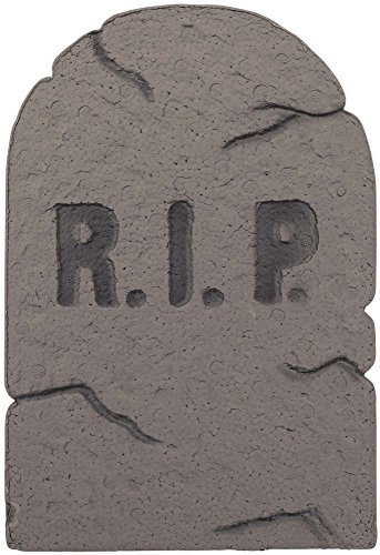Halloween Small RIP Tombstone -