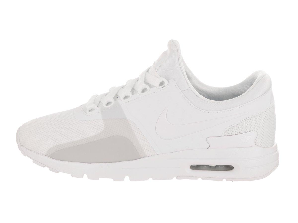 de Platinum White running White 10 mujeres Pure EE UU Zero Air Max Nike Zapatillas zSdq6Ywz