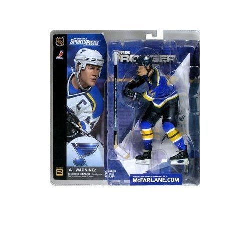 McFarlane Sportspicks: NHL Series 2 Chris Pronger (Chase Variant) Action - Figure Mcfarlane Nhl 2