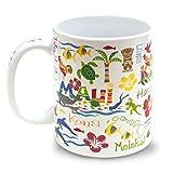 10 oz. Coffee Mug Hawaiian Adventure