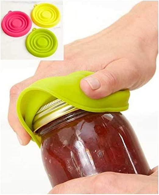 Trenton Gifts Lid Openers Set of 3 Open Jars With Less Struggle