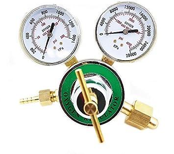 Soldador de gas soldador regulador de oxígeno oxy harris victor Kit de corte de antorcha CGA 540: Amazon.es: Bricolaje y herramientas
