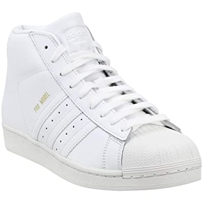 adidas Mens Pro Model Casual Sneakers,