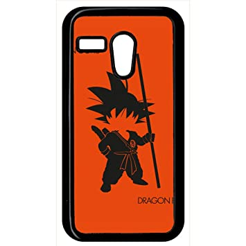 Carcasa Motorola Moto G Dragon Ball Son Goku Kid: Amazon.es ...