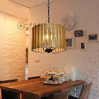 RLYYBE Deckenleuchte im modernen amerikanischen Landhausstil LED ...