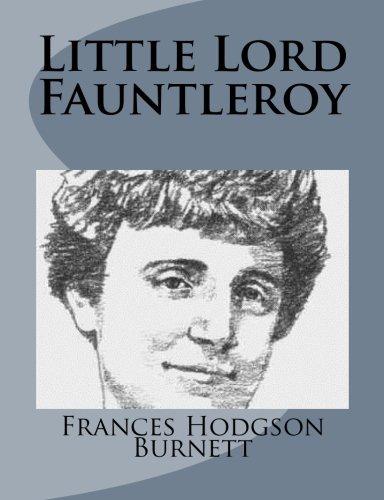 Little Lord Fauntleroy pdf epub
