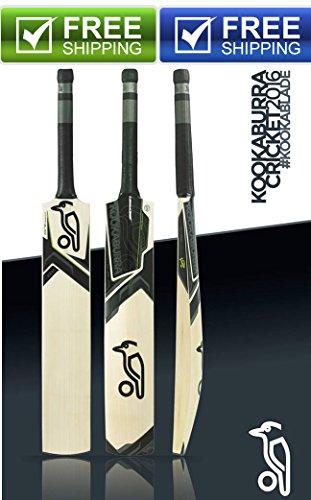 Kookaburra Prodigy Blade Kashmir-Willow Cricket Bat Hard Ball - Edge Kookaburra Blade