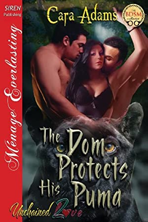 book cover of The Dom Protects His Puma