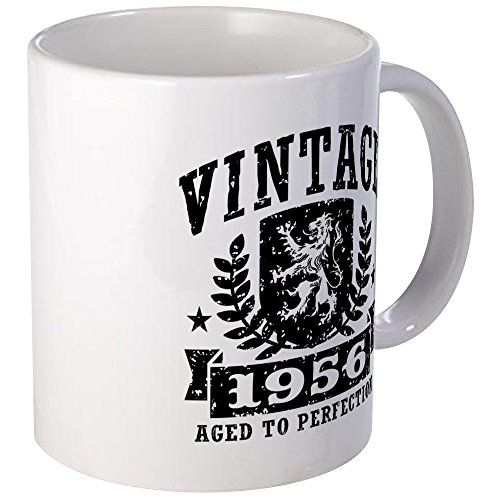 CafePress Vintage 1956 Mug Unique Coffee Mug, Coffee Cup
