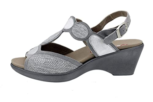Zapato Cómodo Plantilla 180863 Sandalia Mujer Extraíble Piesanto 8kOwPn0X