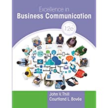 Amazon john v thill books excellence in business communication 12th edition fandeluxe Gallery