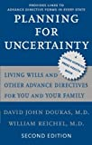 Planning for Uncertainty, David John Doukas and William Reichel, 0801886082