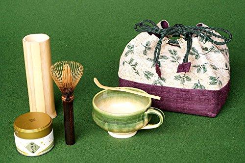 アウトドアでも抹茶が楽しめる携帯用茶道具セット 「マグマドラー de ピクニック」茶道具セット B2-M B01KUWVERA
