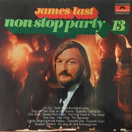 James Last - James Last - Non Stop Party 13 - Polydor - 61 222 - Zortam Music