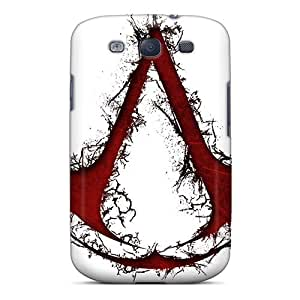 Samsung Galaxy S3 Ppj10471TZYj Customized Attractive Assassins Creed Skin Anti-Scratch Hard Phone Covers -LisaSwinburnson WANGJING JINDA