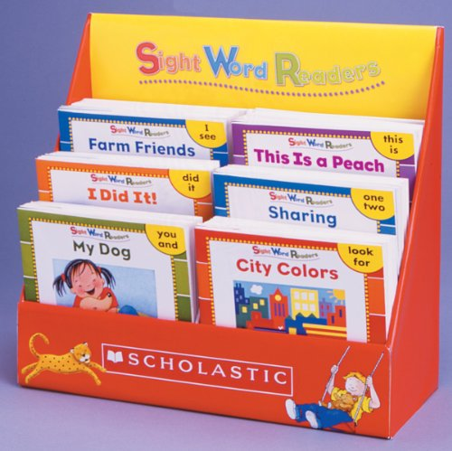 Sight Word Readers Box Set (Word Scholastic Sight Readers)