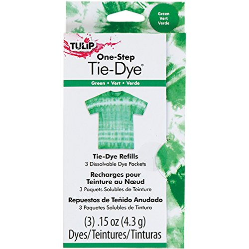 (Tulip One-Step Dye Refills Green)